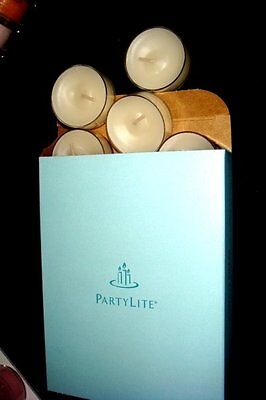 Partylite Tealights 12Pk Choose Your Scent Wow