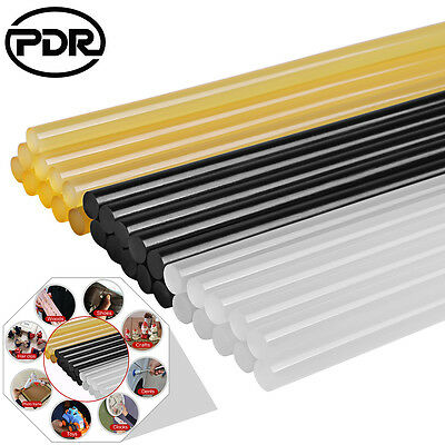 PDR Tools Paintless Dent Repair Glue Sticks Car Damage Removal Puller Kit 30pc