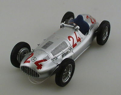 1939 Mercedes Benz W165 car number 24 by CMC