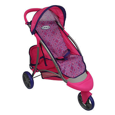 Graco Just Like Mom Duo Trekko Jogger with Two Seat