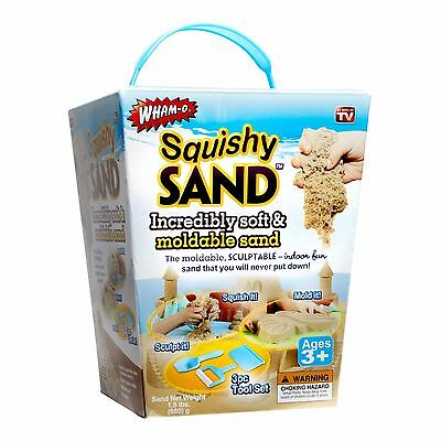 Squishy Moldable Sand, New, Free Shipping