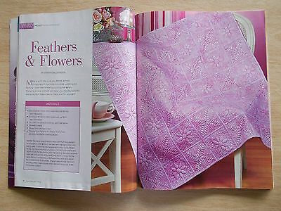 Machine Embroidery & Textile Art Vol 16 #11~Quilt~Dresses~Basket~May Gibbs~Bowl
