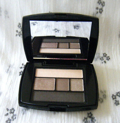 LANCOME Color Design Eye Brightening All-In-One 5 Shadow/Liner  #100 Taupe Craze
