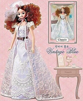 "Korean Doll  Mimi  ""NEW""  Fashion Mimi Classic Vintage Blue"