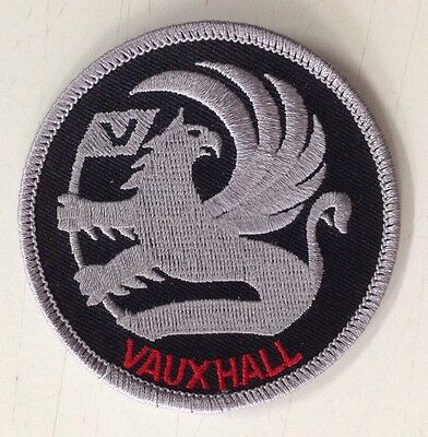 Vauxhall Circle Cloth Patch Velox Victor Cresta Wyvern Vx Bedford Griffin