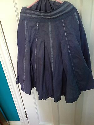 Marks and Spencer Girls Boutique Skirt Size 7 BNNT