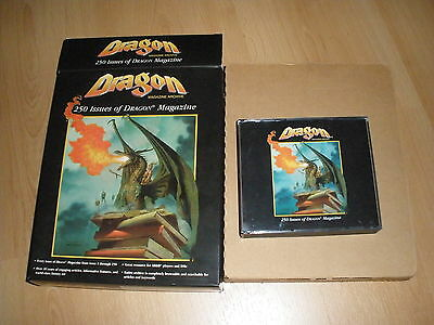 Dragon Magazine Archive - 250 issues of Dragon Magazine (8206)