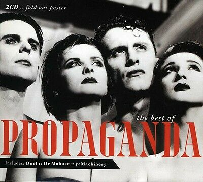 Best Of - Propaganda (2013, CD NEU)2 DISC SET