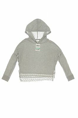 Abercrombie and Fitch Kapuzenpullover/Sweater grau S       #d7a8a87