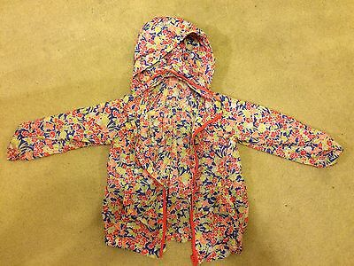 Laura Ashley Girls Raincoat