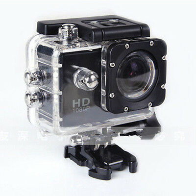 Full HD 1080P 12MP WiFi Action Sports Camera DV CAM Camcorders Waterproof