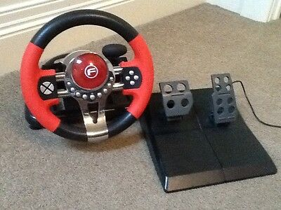 Ultimate PS3/PS2/PC Racing Wheel