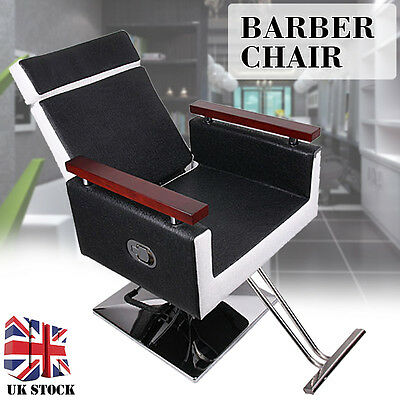 Hydraulic Barber Reclining Salon Chair For Hairdressing Tattoo Beauty Furniture