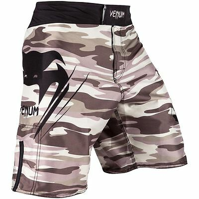 VENUM WAVE CAMO FIGHT SHORTS- MMA Thai boxing Bjj Training Sparring