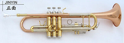 Professional trumpet Bb perfect color high quality