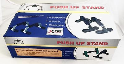 XN8 Push Up Stand Bats Home Foam Handle Exercise Anti-Skid Comfortable - SALE