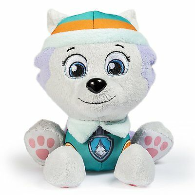 HOT PAW PATROL COMPLETE SET of 6 Cute Dogs plush Doll Dog Toy Chase Zuma 8inch