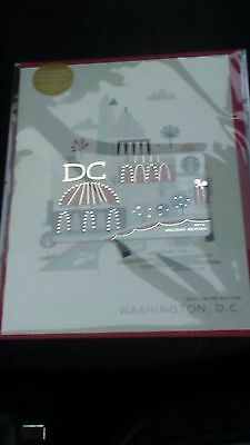2016 Washington DC Starbucks Holiday Card  - New in package/IN STOCK