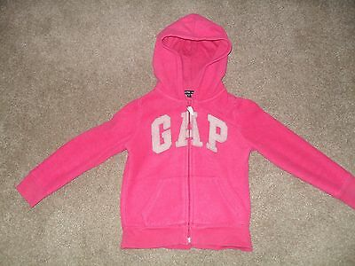 Girls Cerise Hoodie from Gap age 5