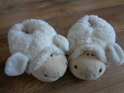 NICI sheep slippers size up to UK 4 ~immaculate~