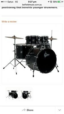 Gretsch Renegade Drum Kit