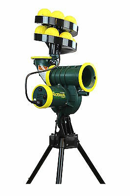 Paceman Original S2 Cricket Bowling Machine with 13 Balls included Free Postage