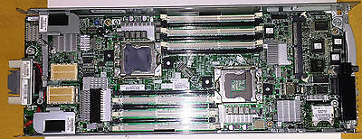 531221-001 HP BL460C G6 Motherboard System Board