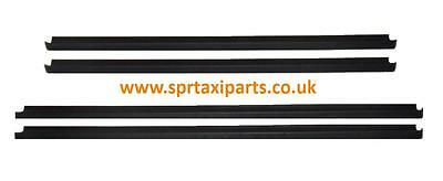 LTi London Taxi TX2 TX4 Outer Window Rubber Weather Seal Set