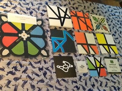 New Order Music Complete The Singles Very Rare CD BoxSet Promo + Extras M/m