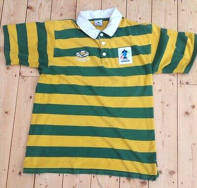 Australia Rugby League 2008 World Cup Shirt Size XL Youths