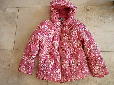 JOULES - Girls Paddes Jacket - Size 7 Years