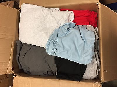 Wholesale Job Lot/Bundle of Mens Mixed T-Shirts - Quantity: 100 - Brand New