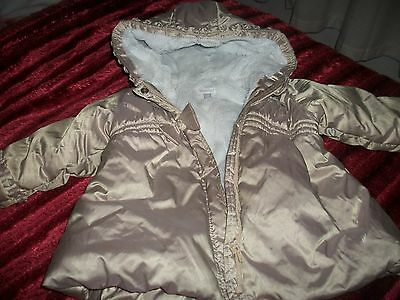 Girls Designer Absorba Jacket Coat Age 18 Months- Size 23 Great Condition