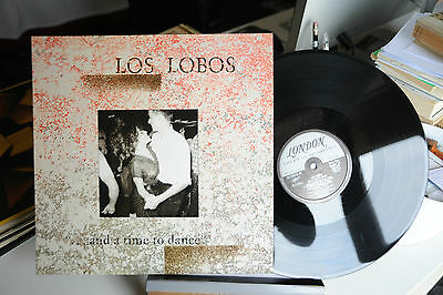 """Los Lobos - And A Time To Dance - Vinile Lp 33 Giri - 12"""""""