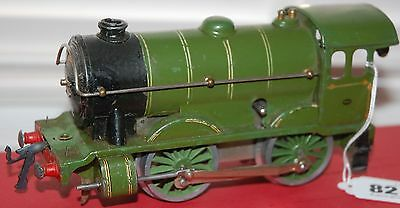 HORNBY SERIES O GAUGE No 1 SPECIAL LOCO IN LNER GREEN LIVERY