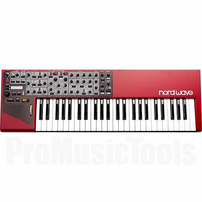 Clavia Nord Wave Synthesizer * LIKE NEW * nordwave keyboard sampler