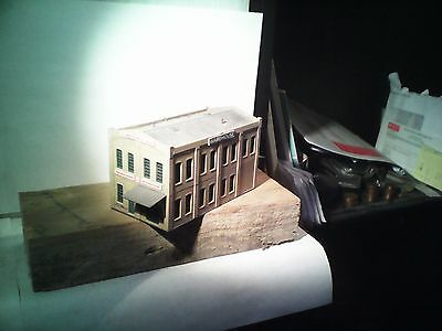 n gauge large warehouse