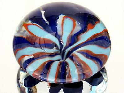 Vintage Unusual Murano Art Glass Paperweight Probably AVeM Period & Design