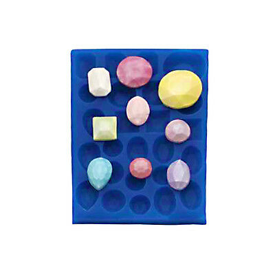 First Impressions Molds Silicone Mould - Gems - Large