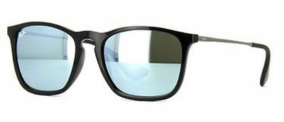 Genuine RAY-BAN 4187 Replacement Lenses - Green Mirror Polycarb.