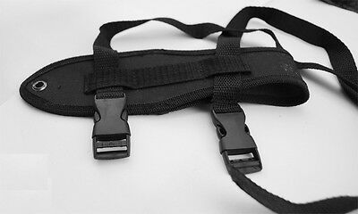 Nylon Sheath Hight Quality For Straight Knife leggings Pouch Case have belt loop