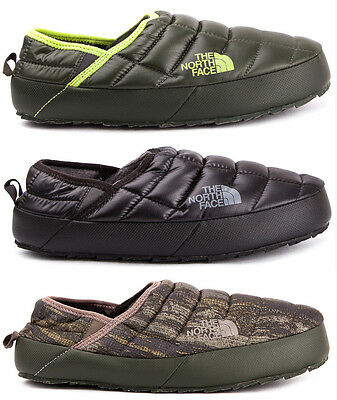 The North Face Thermoball Traction Mule II Slippers Mens Winter Shoes base camp
