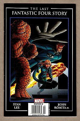 The Last Fantastic Four Story #1 (Oct 2007, Marvel)