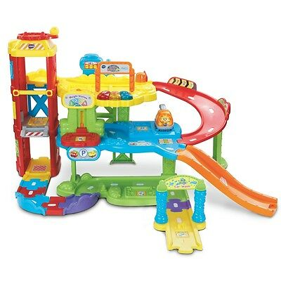 VTech Toot Toot Drivers Garage and Tow Truck
