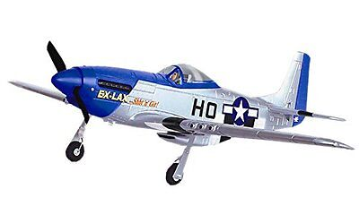 "POCO DIVO Mustang P51D Warbird 2.4Ghz 4CH 29.5"" WingSpan RC Airplane RTF P-51D"