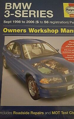 BMW 3-Series Service and Repair Manual by Haynes Publishing Group (Paperback,...