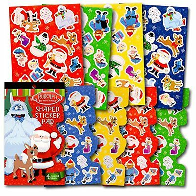 Rudolph the Red Nosed Reindeer Rudolph the Red-Nosed Reindeer ~ 8 Sheets of