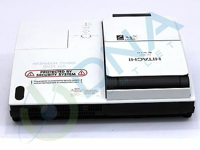 Hitachi Ed-A101 Short Throw Projector - 1663 Hours Used - Grade A