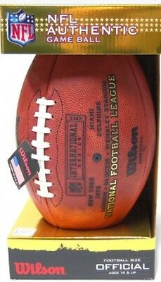 Wilson Game Ball NFL New York Jets V Miami Dolphins International Series London
