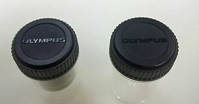 Olympus Objective Vials (Cases, Containers) RMS Thread (Pack of 5)